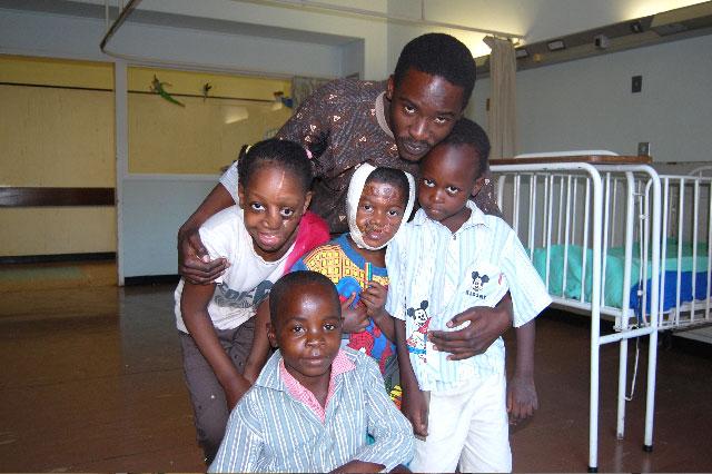 Masimba-and-kids
