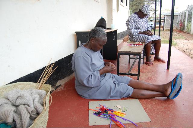 Mary cucu Maasai